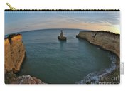 Yellow Submarine Bay In Lagoa Carry-all Pouch