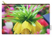 Yellow Tulip Close Up Carry-all Pouch