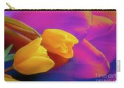 Yellow Tulips 2 Carry-all Pouch