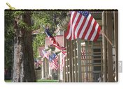 Yellowstone Flags Carry-all Pouch