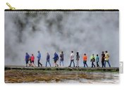 Yellowstone Lineup Carry-all Pouch