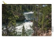 Yellowstone Rapids Carry-all Pouch