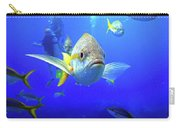 Yellowtails Carry-all Pouch