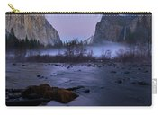 Yosemite Valley Floor Carry-all Pouch