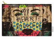You Broke My Heart In Barcelona  Carry-all Pouch