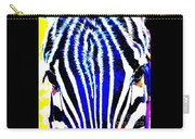 Zany Zebra II Carry-all Pouch