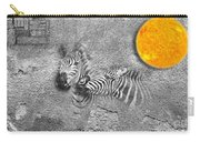 Zebras No 02 Carry-all Pouch