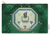 Zelda Mastersword Carry-all Pouch
