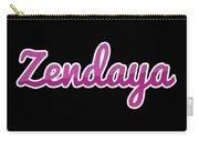 Zendaya #zendaya Carry-all Pouch