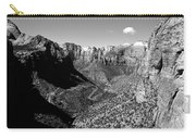 Zion Nationa Park Utah Carry-all Pouch
