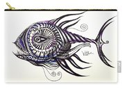 Asynchronous Hate Fish Carry-all Pouch