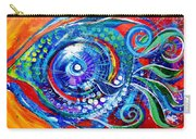 Colorful Comeback Fish Carry-all Pouch