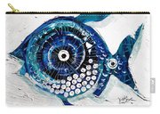 Enter The Icehole Fish Carry-all Pouch
