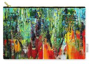 Forest Summer Rain Carry-all Pouch