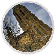 006 Westminster Presbyterian Church Round Beach Towel