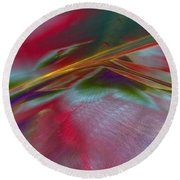 0538 Round Beach Towel