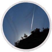 08.03.14 Palo Duro Canyon - Comanche Trail 52e Round Beach Towel