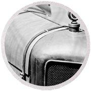 1919 Miller Tnt Grille Round Beach Towel