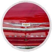 1962 Chevy Impala 409 Round Beach Towel