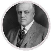 Alexander Mitchell Palmer(1872-1936) Round Beach Towel