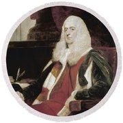 Alexander Wedderburn (1733-1805) Round Beach Towel