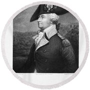 Anthony Wayne (1745-1796) Round Beach Towel