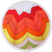 Balloon Fantasy 15 Round Beach Towel