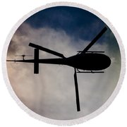 Blade Runner Round Beach Towel
