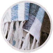 Blanket Round Beach Towel