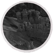 Bryce Canyon 16 Round Beach Towel