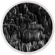Bryce Canyon 18 Round Beach Towel