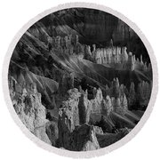 Bryce Canyon 20 Round Beach Towel