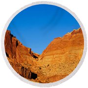 Capitol Reef National Park, Southern Round Beach Towel