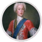 Charles Edward Stuart (1720-1788) Round Beach Towel