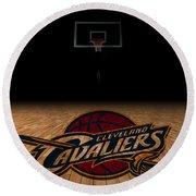 Cleveland Cavaliers Round Beach Towel