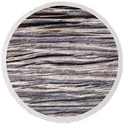 Drift Wood Round Beach Towel