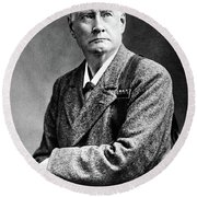 Edward Whymper (1840-1911) Round Beach Towel