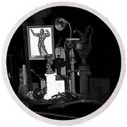 Film Noir Richard Widmark Night And The City 1950 1 Johnny Gibson Health And Gym Equipment Tucson Round Beach Towel
