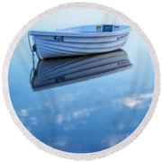 Floating Round Beach Towel
