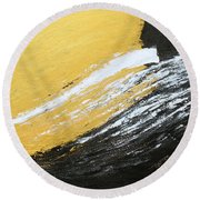 Free Spirit 2 Round Beach Towel