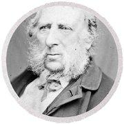 George Cruikshank (1792-1878) Round Beach Towel