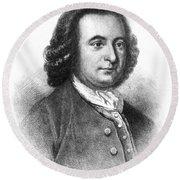 George Mason (1725-1792) Round Beach Towel