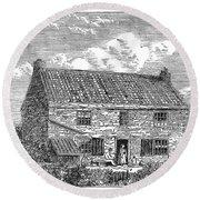 George Stephenson (1781-1848) Round Beach Towel