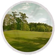 Grand National Golf Course - Opelika Alabama Round Beach Towel