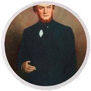 Henry Dupont (1812-1889) Round Beach Towel