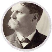 Henry Watterson (1840-1921) Round Beach Towel