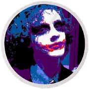 Joker 11 Round Beach Towel