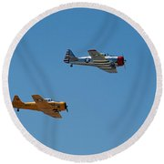 North American Snj-5 2 Round Beach Towel