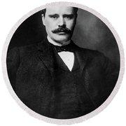 Owen Wister (1860-1938) Round Beach Towel