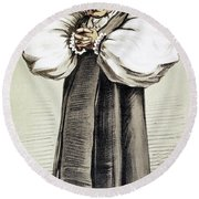 Samuel Wilberforce (1805-1873) Round Beach Towel